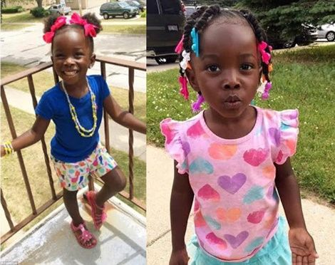 3-Yr-old Girl Hit & killed By Car As She Ran Onto The Street To Greet Her Granddad (Photo)