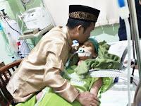 Setelah Dirawat Di RS Bhayankara Makassar Istri Ustaz Maulana Wafat, ini Penyakitnya
