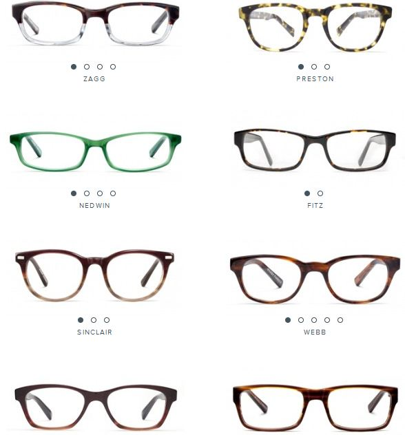 9d1a645a687e Analog Digital  How to buy glasses online (Part 3)  Warby Parker