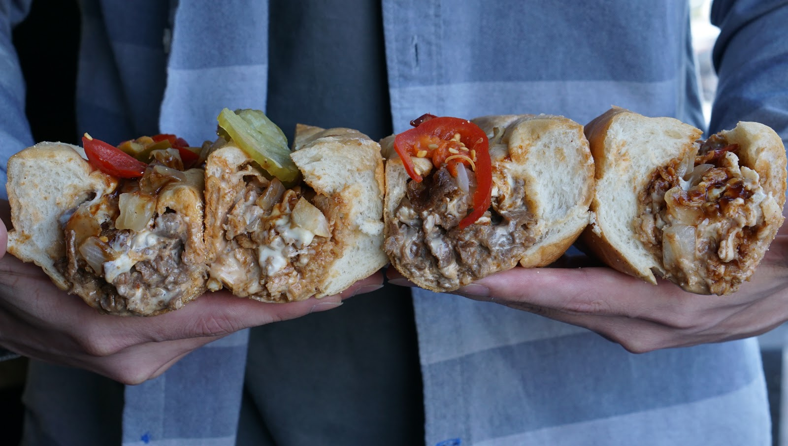 Giveaway | Philly's Best Launches New BBQ Cheesesteak Menu