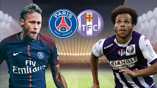 Watch PSG vs Toulouse Foottball live Streaming Today 24-11-2018 France Ligue 1