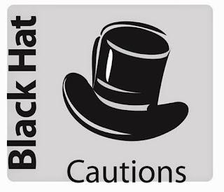 Mũ đen - Negative