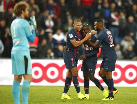 Đội hình 640 triệu euro của câu lạc bộ PSG có gì?