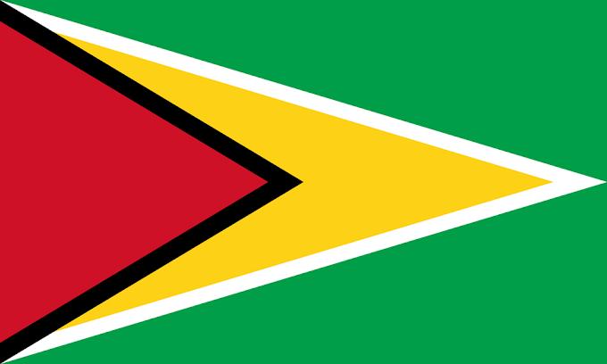 Flag of Guyana | Guyana Flag | Guyana National Flag