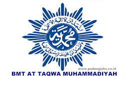 Lowongan Kerja Padang: BMT At Taqwa Muhammadiyah Januari 2019