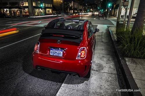 Fiat 500C Abarth Cabrio