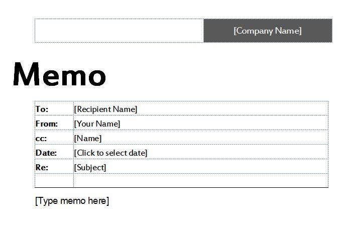 Download free Internal Memo Template Free Templates Download – Internal Memo Template