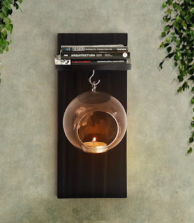 Elegant Rustic Lantern With Meticulously Polished Hanger For Convenient Hanging