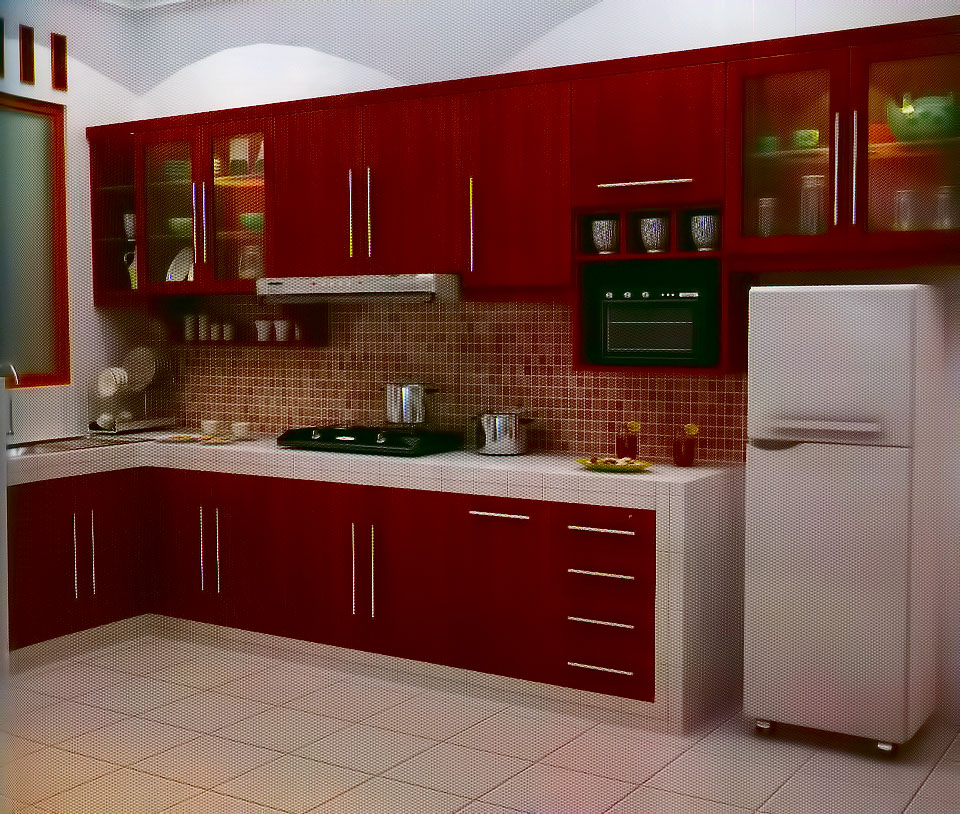 Sansino Interior Design Kitchen Set Interior Design Kitchen Set