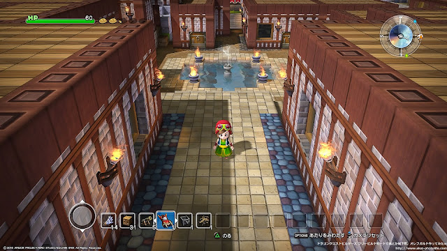 dragonquest builders screenshot