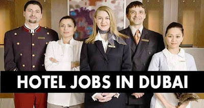 5 Star Hotel Jobs in Dubai