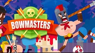 تحميل لعبة Bowmastersاموال غير محدودة! للاندرويد