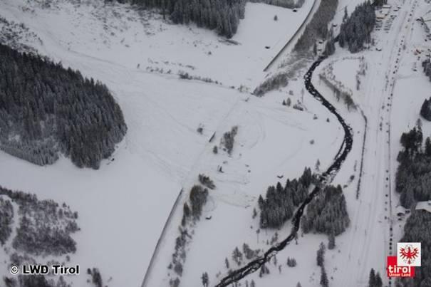 Arlberg lawine