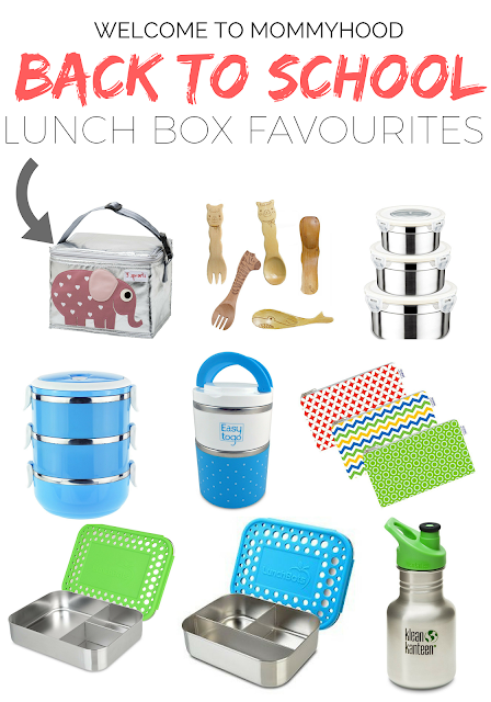 Back to school: lunch box favourites by Welcome to Mommyhood #BackToSchool, #SchoolSupplies, #preschool, #kindergarten