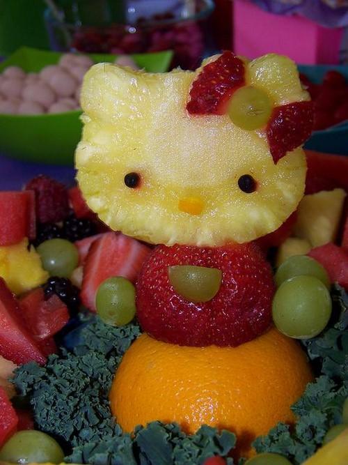 Kreatywne potrawy dla dzieci - inspiracje