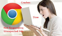 Fix Google Chrome Issues Crashes/Unexpected Ads/Not Responding/Slow,chrome issues,chrome browser not working,Chrome not responding,Chrome slow down,Chrome unexpected ads,unwanted adds chrome,how to delete extension,how to remove adds,how to repair chrome browser,Chrome crashes,clean chrome,repair chrome,chrome not open,chrome not working,remove,stop,how to fix,how to slove,automatic close,how to restore Fix Google Chrome Issues Crashes/Unexpected Ads/Not Responding/Slow