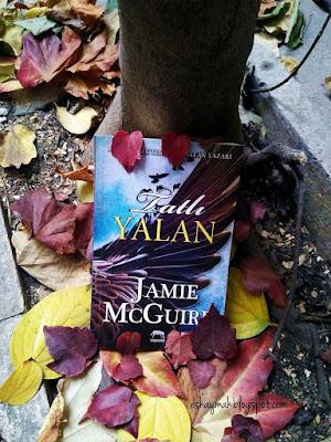 tatlı yalan, Jamie Mcguire, thomas maddox, maddox borthers, yabancı yayınları, kitap, kitap yorumu, Kitap OkuYorum,