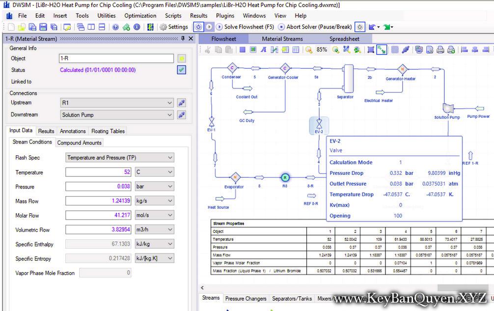 DWSIM 5.5.5 Final Download, Phần mềm giả lập quy trình hóa học.[ Dành cho Sinh Viên và Kỹ Sư ]