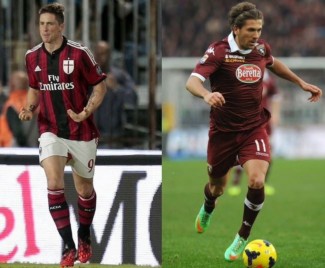 AC Milan set to swap Fernando Torres with Alessio Cerci