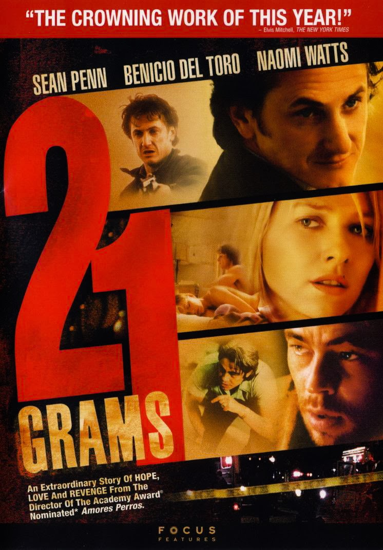 21 Gramas - Full HD 1080p - Legendado
