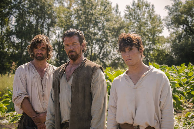 Hombres Jamestown