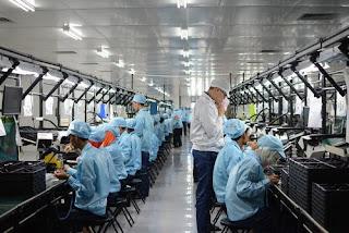 Lowongan Kerja Terbaru Operator Produksi PT SBB OPPO Manufacturing Indonesia Tangerang