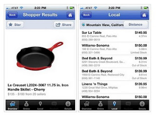 Google Shopper for iPhone announced