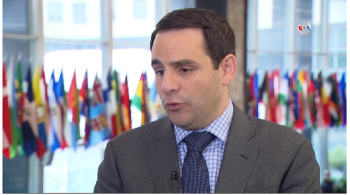 Embajador Trujillo alerta la intromisión de Rusia, Cuba y Hamas en Venezuela / VOA