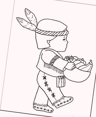 kids thanksgiving coloring pages 2017