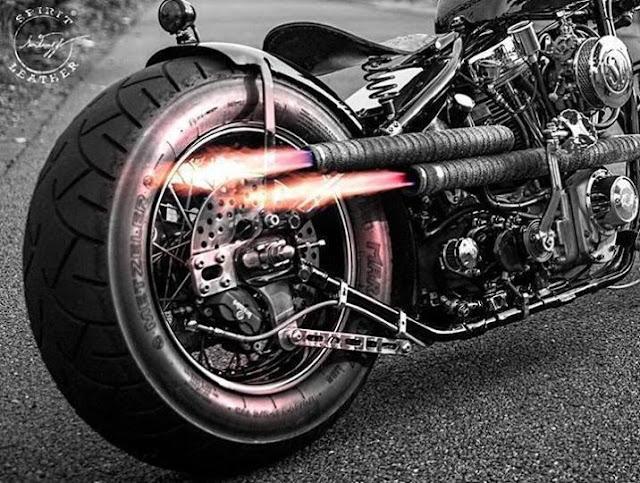 Đẳng cấp tiếng pô Harley Davidson: Thì thầm đến nghẹt thở