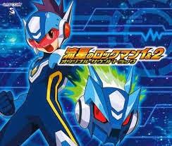 Phim Mega Man Star Force -Ryuusei no Rockman