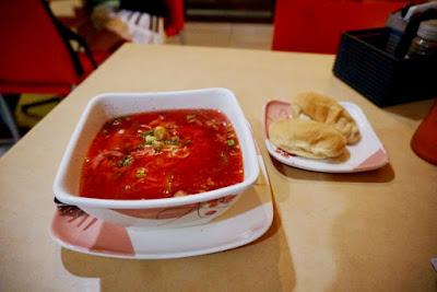 Carlo's Batchoy's Spicy Batchoy