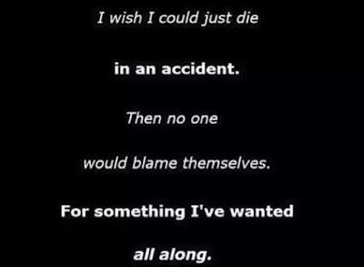 suicidal quotes images