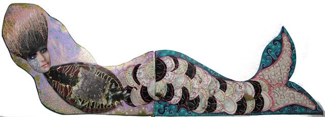 tamdolls 2nd mermaid collage