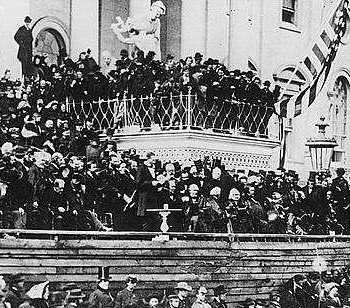 Rhetorical Analysis Essay - Lincoln's Second Inaugural Address