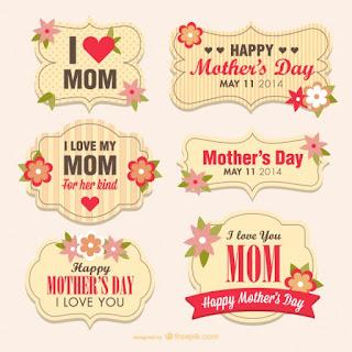 Tarjetas con frases bonitas para el dia de las madres