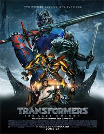 Transformers: El último caballero (2017) subtitulada