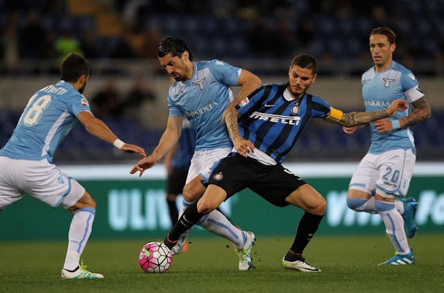 Prediksi Pertandingan Serie A Italia : Inter Milan vs Lazio
