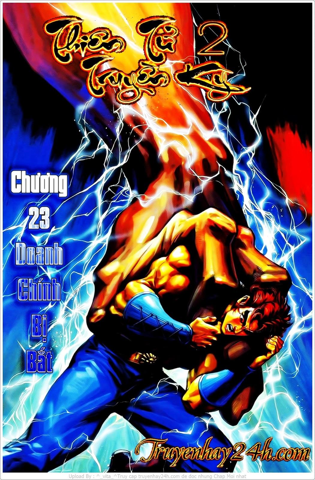 Tần Vương Doanh Chính chapter 23 trang 2