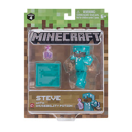 Minecraft Series 4 Steve? Overworld Figure