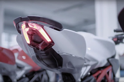 Coming soon 2016 MV Agusta Brutale 800 Hd Photos tail light image
