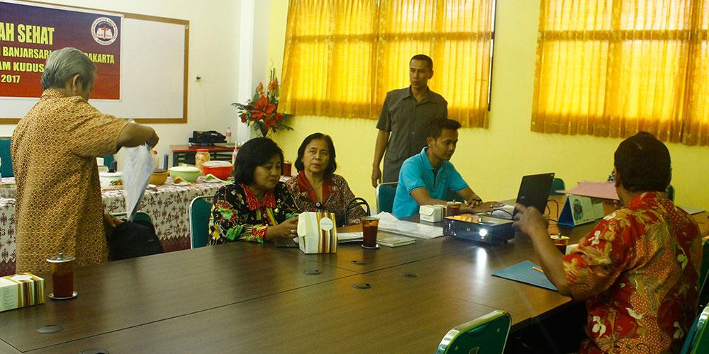 SD Kalam Kudus Ikuti Lomba Sekolah Sehat Tingkat Kecamatan