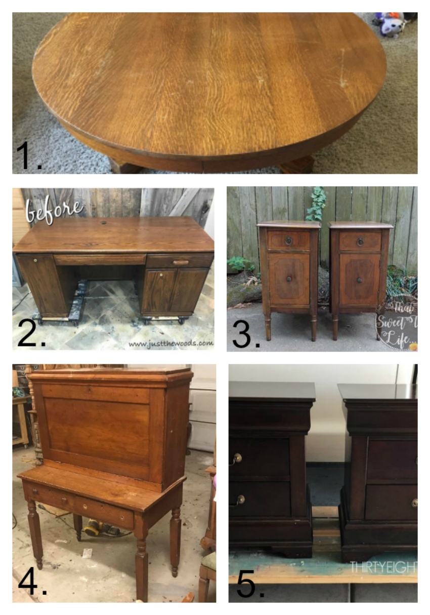 How To Transform Second Hand Furniture Easily Thirty Eighth Street