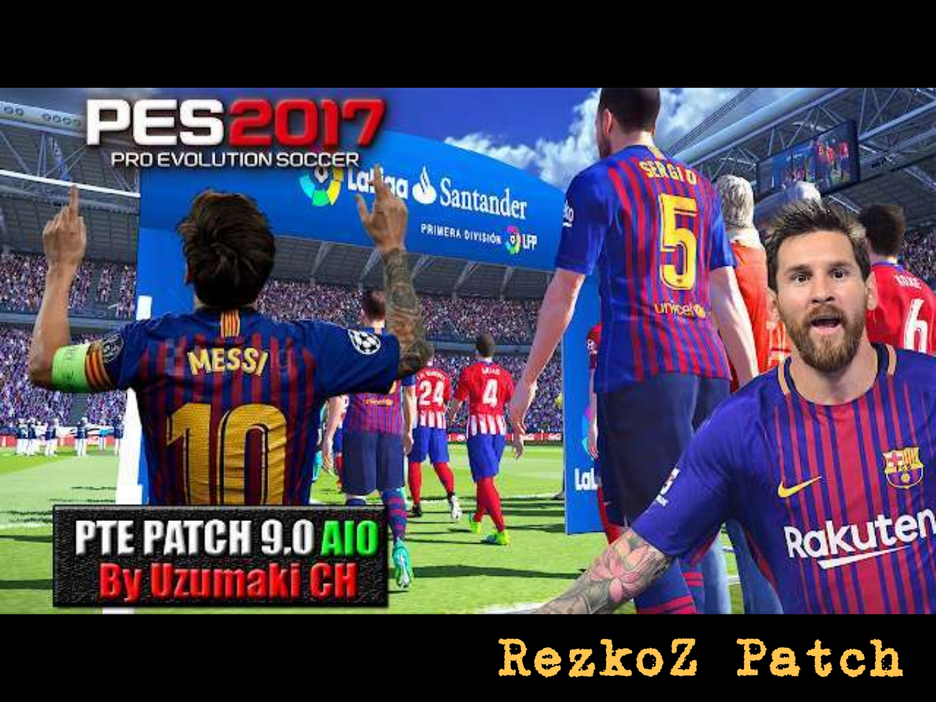 PES 2017 PTE Patch V9 0 AIO Unofficial