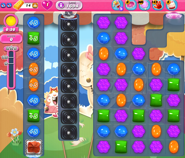 Candy Crush Saga 1694