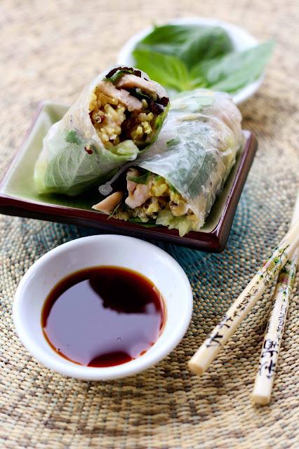 rouleau, rice-rolls, roules-frais,recettes,photo-emmanuelle-ricard,blogue-anthracite-aime