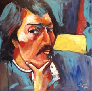 Немецкий художник. Carmelo Margarone