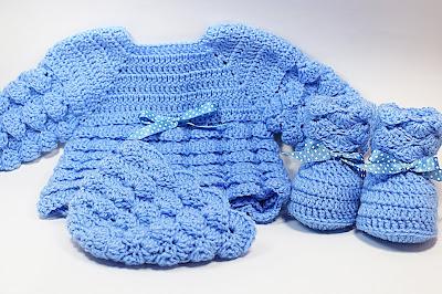 2 -Majovel Crochet. Crochet peucos,escarpines y zapatos para bebé a crochet