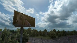 ets 2 real advertisements v1.3 screenshots, estonia 5