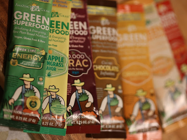 Review: Amazing Grass Green Superfood